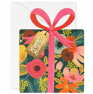 Rifle Paper Co. Greeting Card - Birthday Present