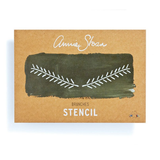 Branches Annie Sloan Stencil - Chestnut Lane Antiques & Interiors - 1