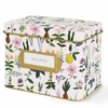Herb Garden Recipe Box - Chestnut Lane Antiques & Interiors - 1