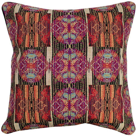 Van Campen Petit Needlepoint Pillow - Chestnut Lane Antiques & Interiors
