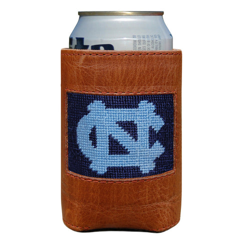 University of North Carolina Can Cooler - Smathers & Branson - Chestnut Lane Antiques & Interiors