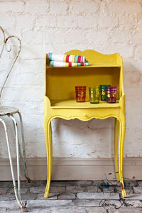 Annie Sloan Chalk Paint - English Yellow - Chestnut Lane Antiques & Interiors - 3