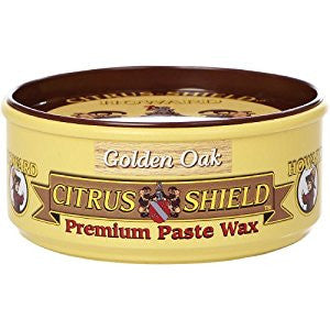 Howard Citrus Shield Premium Paste Wax - Chestnut Lane Antiques & Interiors - 1