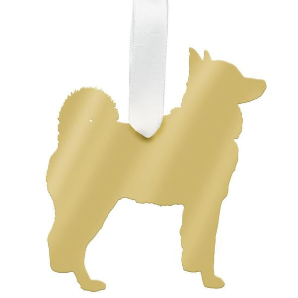 Husky Ornament - Chestnut Lane Antiques & Interiors
