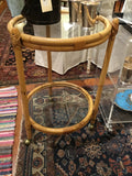 Rattan Bar Cart - Chestnut Lane Antiques & Interiors - 3