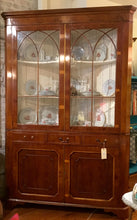 Load image into Gallery viewer, Large Corner Cupboard - Chestnut Lane Antiques & Interiors - 6