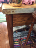 1950's Hamilton Drafting Table - Chestnut Lane Antiques & Interiors - 1