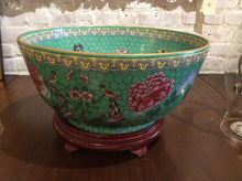 Load image into Gallery viewer, Monumental Straits Porcelain Center Bowl - Chestnut Lane Antiques & Interiors - 2