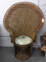 Load image into Gallery viewer, Mid-Century Peacock Chair - Chestnut Lane Antiques & Interiors - 3