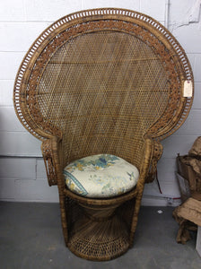 Mid-Century Peacock Chair - Chestnut Lane Antiques & Interiors - 3