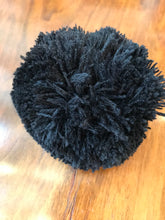 Load image into Gallery viewer, Tommy Pom-Pom Black