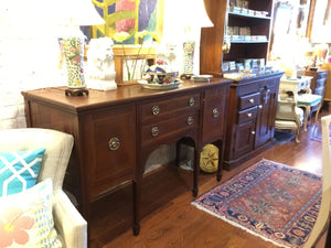 20th Century Mahogany Sideboard - Chestnut Lane Antiques & Interiors - 3