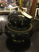 Load image into Gallery viewer, Black Glass Lamps (Pair) - Chestnut Lane Antiques & Interiors - 3