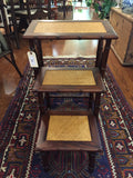 Faux Bamboo side table/steps - Chestnut Lane Antiques & Interiors - 3