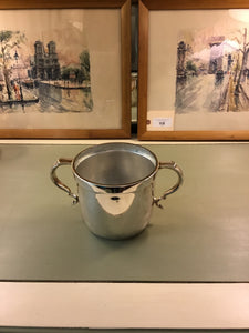 Silver Plated Bucket - Chestnut Lane Antiques & Interiors - 2