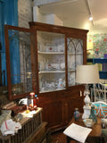 Large Corner Cupboard - Chestnut Lane Antiques & Interiors - 2