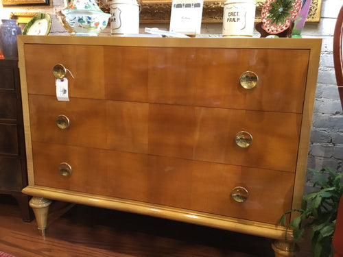 Modern History Art Deco Style Chest - Chestnut Lane Antiques & Interiors  - 1