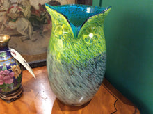 Load image into Gallery viewer, Murano Glass Owl - Chestnut Lane Antiques & Interiors - 2