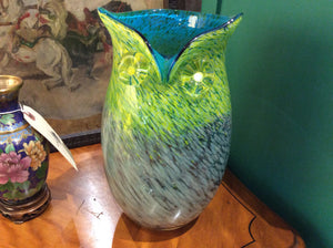 Murano Glass Owl - Chestnut Lane Antiques & Interiors - 2