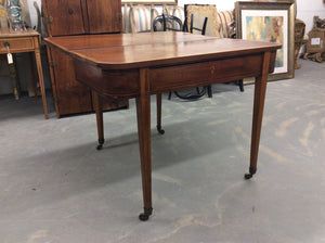 Early 19th Century Federal Style Game Table - Chestnut Lane Antiques & Interiors - 4