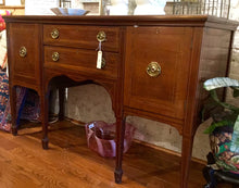 Load image into Gallery viewer, 20th Century Mahogany Sideboard - Chestnut Lane Antiques & Interiors - 2
