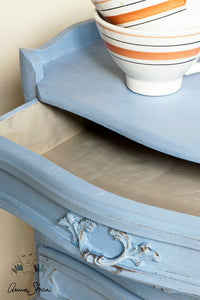 Annie Sloan Chalk Paint - Louis Blue - Chestnut Lane Antiques & Interiors - 3
