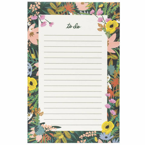 Havana Notepad by Rifle Paper Co
