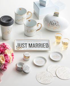 Just Married Bank Nest Egg