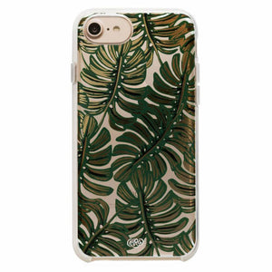 Monestra Clear iPhone Case