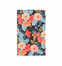 Load image into Gallery viewer, Rifle Paper Co. Pocket Notepad - Russian Rose