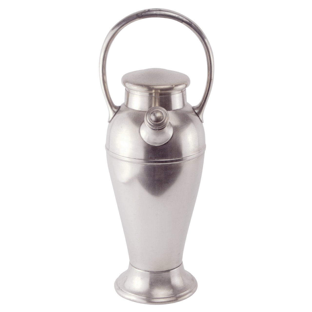Vintage Silver Plate Twist-A-Mixer Cocktail Shaker