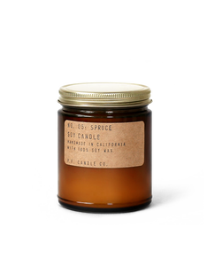 NO. 05: SPRUCE Soy Candle