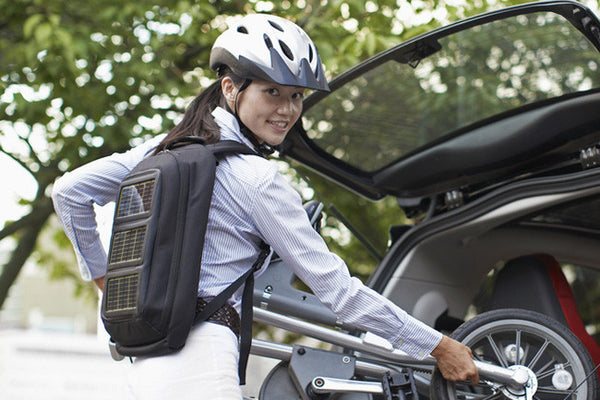 Solar Backpacks and Bags