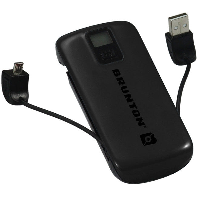 Brunton METAL™ 4400 Battery Recharger - PhotonBuzz.com