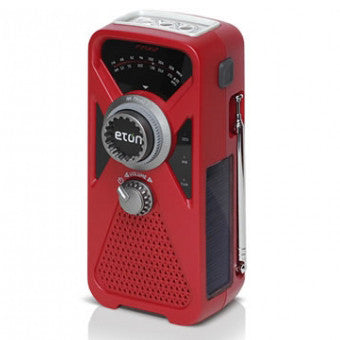 Eton American Red Cross FRX2 Weather & Alert Radio - PhotonBuzz.com