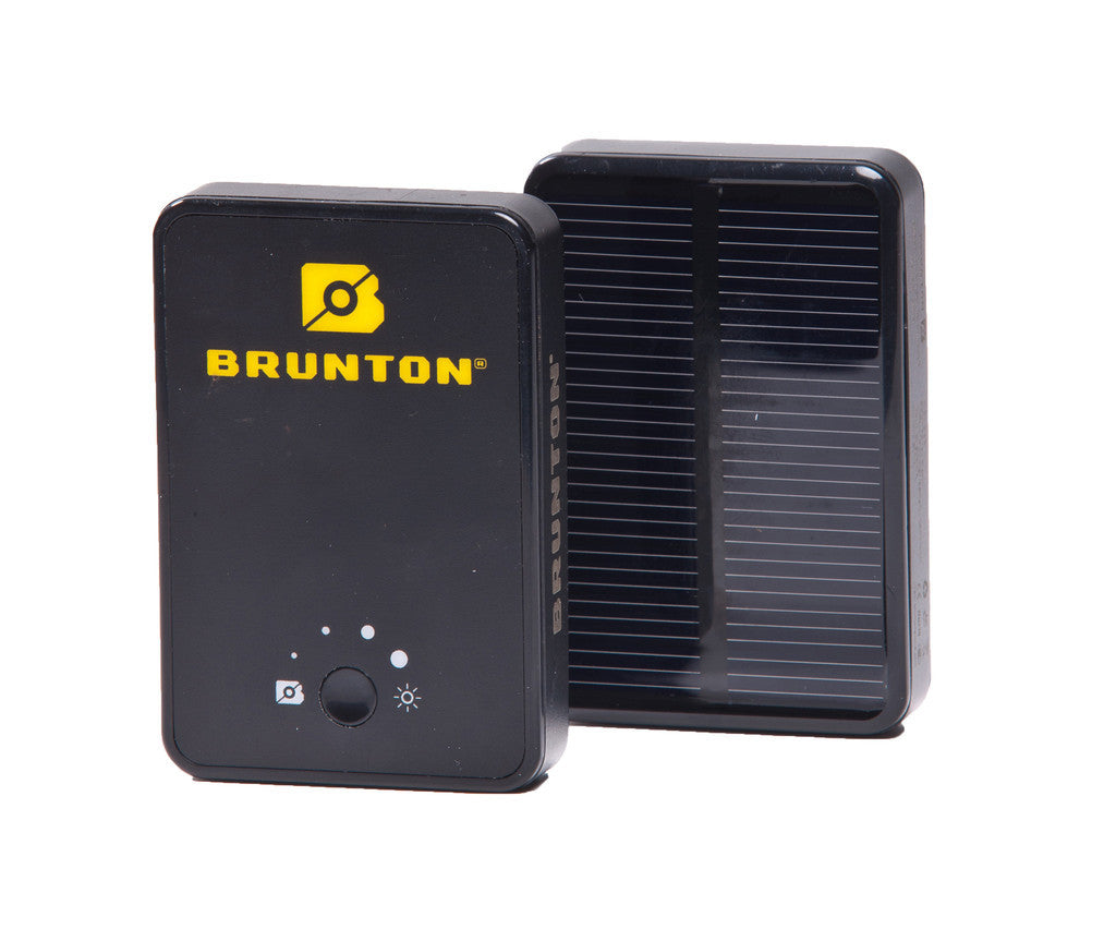 Brunton Ember 2800 Solar Power Pack - PhotonBuzz.com