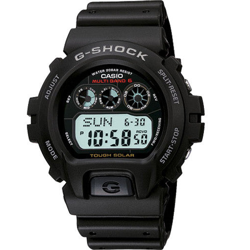 Casio G Shock Solar Atomic Watch GW6900-1V - PhotonBuzz.com