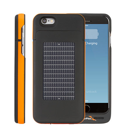 EnerPlex Surfr iPhone 6 Solar Case Recharger - PhotonBuzz.com