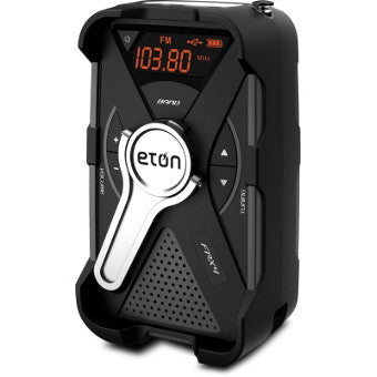 Eton FRX4 Solar Charger and NOAA Weather Radio - PhotonBuzz.com