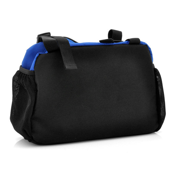 Camera Bag with Solar Panel - 2200mAh Back-up Battery - PhotonBuzz.com