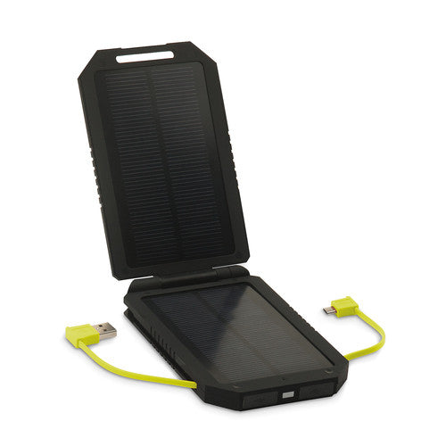 Secur™ SP-3008 Solar Power Bank 6000 Charger - PhotonBuzz.com