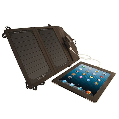 Wagan Solar e Panels™ 11 Watt Charger - PhotonBuzz.com