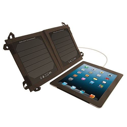 Wagan Tech Solar e Panel™ 5.6-Watt Solar Panel Charger - PhotonBuzz.com
