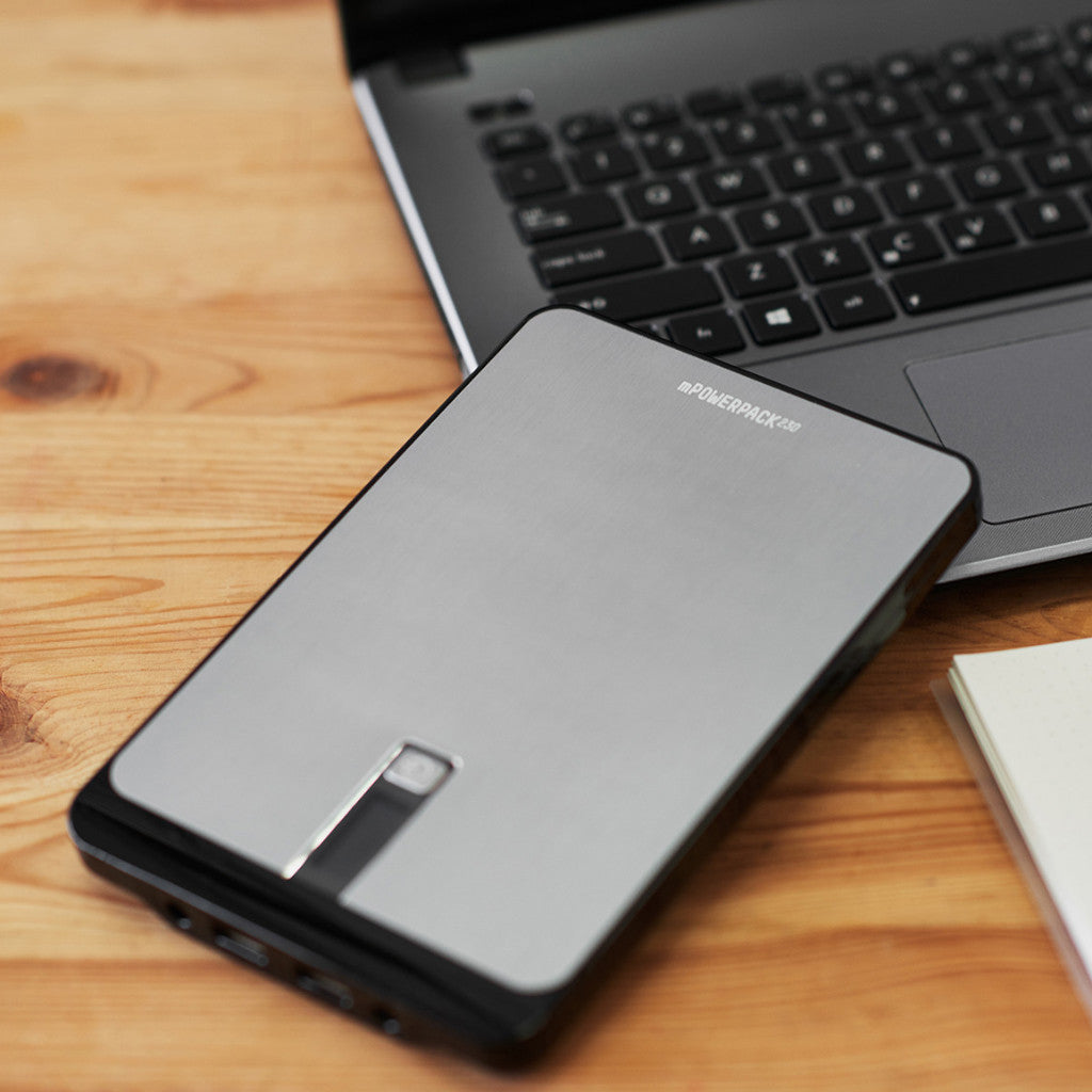 mPowerpack 230 High Capacity Charger - PhotonBuzz.com