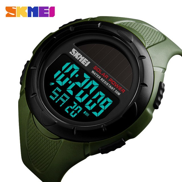 Men's Watches SKMEI Top Luxury Brand Chrono Countdown Men LED Digital Sports Watches For Male Clock Relogio Masculino - PhotonBuzz.com