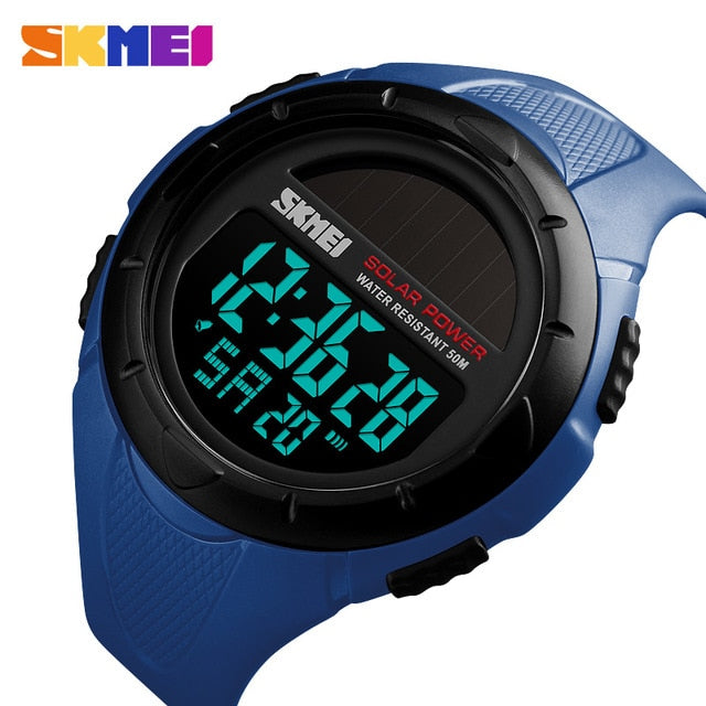 Men's Watches SKMEI Top Luxury Brand Chrono Countdown Men LED Digital Sports Watches Man Military Wristwatches Relogio Masculino - PhotonBuzz.com