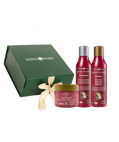 Color Fixation Hair Care Gift Set #2