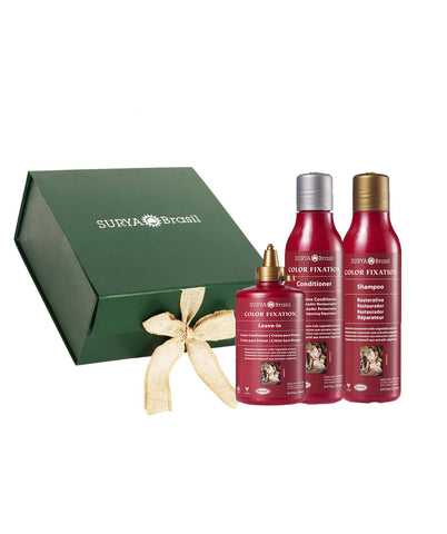Color Fixation Hair Care Gift Set #3