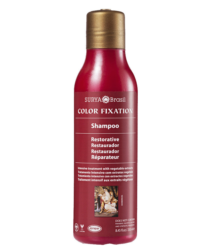 Color Fixation Restorative Shampoo
