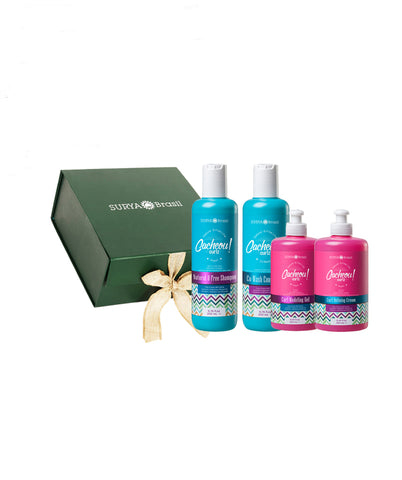 Cacheou!Curlz Gift Set ( $71 Value )